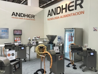 COMPLETE SUCCESS AT IFFA FRANKFURT 2016