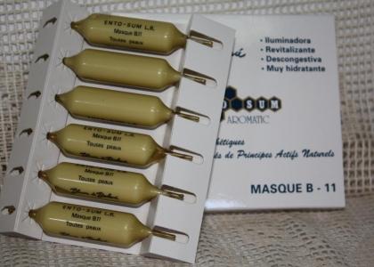 MASQUE B-11    ENTO018