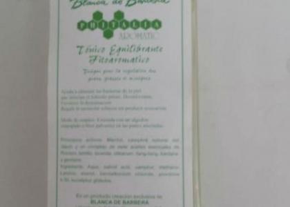 TONICO FYTOAROMATICO EQUILIBRANTE  YTAL135   YTAL082
