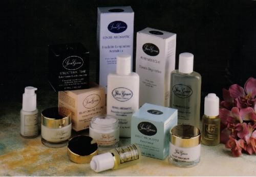 Productos faciales y cremas Sara Green