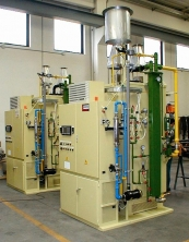 Generadores a gas