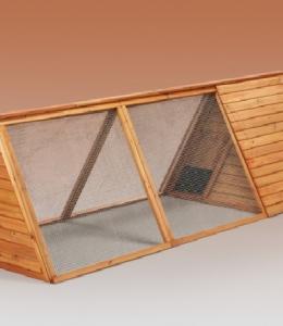Caseta de aves madera modelo Bristol