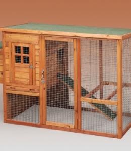 Caseta aves madera modelo Lyon