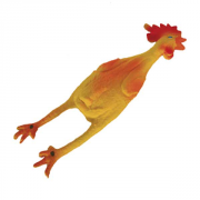 Pollo de latex