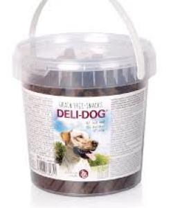 DELI- DOG SNACK POLLO 800 GRS.