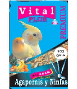 Alimento Agapornis y Ninfas