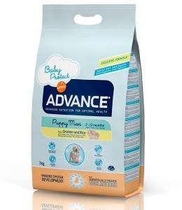 Advance puppy protect medium Chichen & Rice