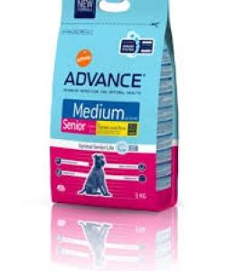 Advance Medium Senior Chicken & Rice