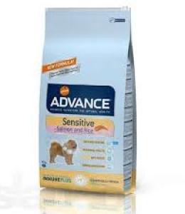 Advance Sensitive Salmón & Rice
