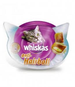 Whiskas anti-hairball 50 grs