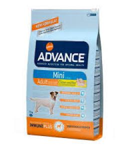 Advance mini adult Chichen & Rice