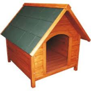 Caseta de madera impermeable