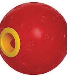 Juguete pelota expulsa comida