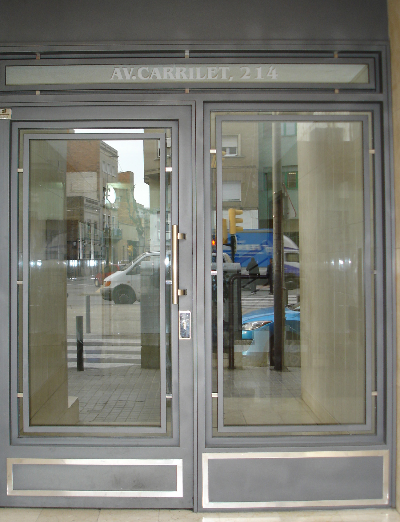 Puertas de hierro para exteriores awesome resultado de - Puertas de hierro para exterior ...