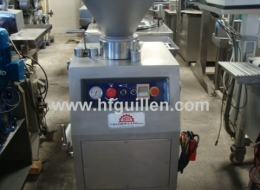 MEAT STUFFING MACHINES