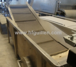 STAINLESS STEEL COOLER (RAFT AND MESH TAPE)