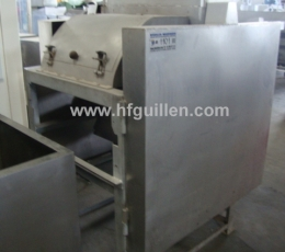 STAINLESS STEEL FRUIT PITTING MACHINE