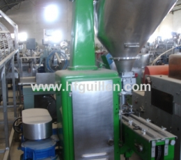 DOSING-FILLING MACHINE (1 PISTON)