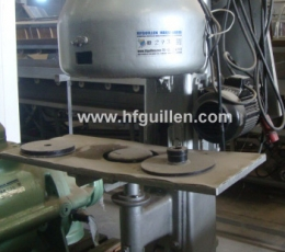 SEMIAUTOMATIC ROUND CAN SEAMER SUDRY 3 Kg AND 5 Kg