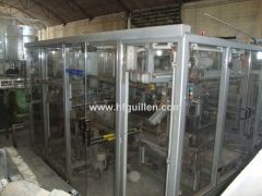 CASE ERECTOR, GROUPING AND SEALING MACHINE