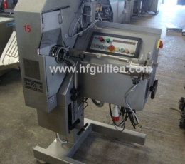 AUTOMATIC DOUBLE-CLIPPER POLY-CLIP DCE 6410