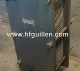 PLATE HEAT EXCHANGER STORK