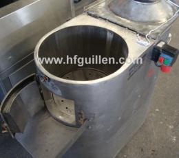 PEELING-WASHING MACHINE FOR HOOFS M. SERRA