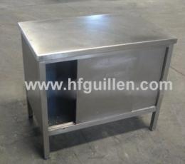 Mesas y mobiliario en acero inox compra y venta de - Armarios 2 mano ...