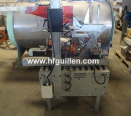 SEALING MACHINE FOR BOXES SOCOSYSTEM
