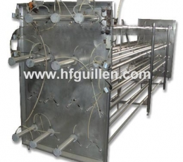 PRESSING MACHINE FOR CHEESE (ROUND CHEESE)