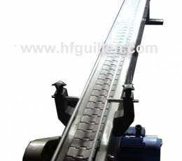 STAINLESS STEEL SLAT CONVEYORS
