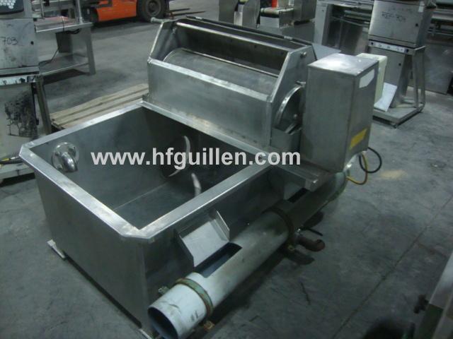 Filtro rotativo compra y venta de maquinaria de segunda mano for Filtro estanque segunda mano