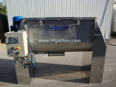 HORIZONTAL BANDS MIXER 500L (NEW BRAND)
