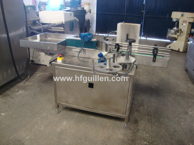 ONE-HEAD AUTOMATIC LABELLING MACHINE (NEW)