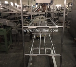 STAINLESS STEEL SHELVES FOR COLD MEAT OR MEAT...