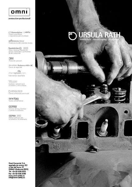 Ursula Rath para protección laboral