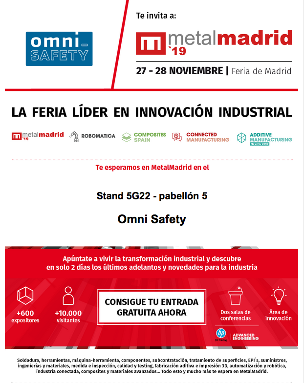 Feria MetalMadrid 2019