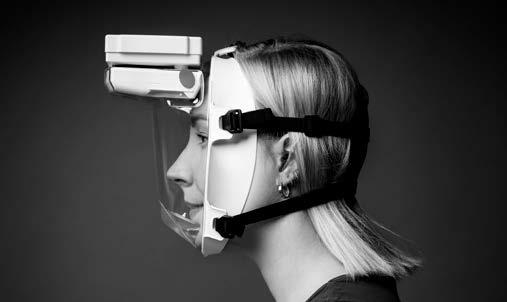 Máscara de protección Tiki medical COVID 19