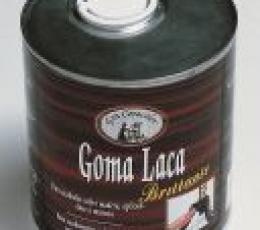 Goma Laca lata de 750 ml