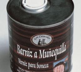 BARNIZ A MUÑEQUILLA LATA DE 750 ML