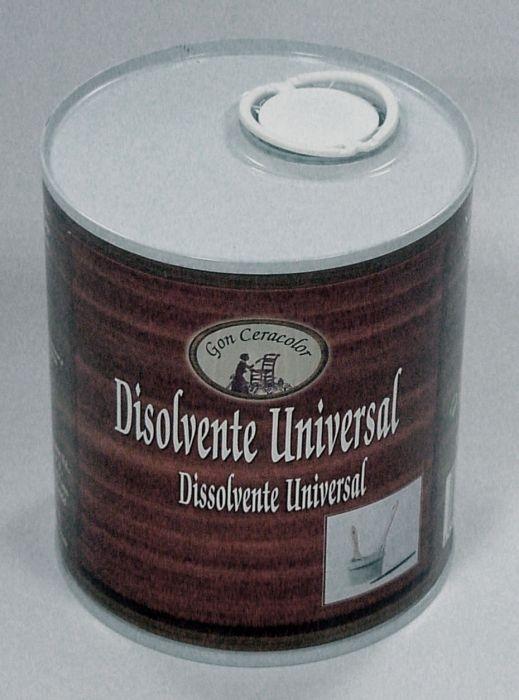 Disolvente universal 750 ml