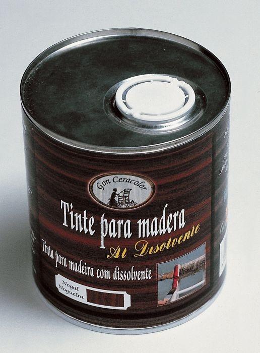 Tinte al disolvente 750 ml