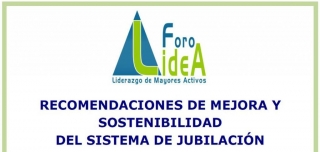 Propuestas LideA: Mejora del sistema de jubilación