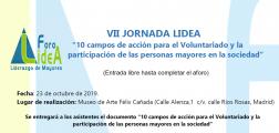 VII Jornada Foro LideA