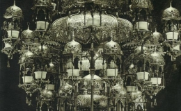 Lampara palacio arabia saudita