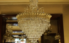 Lámparas clásicas de cristal en Barcelona