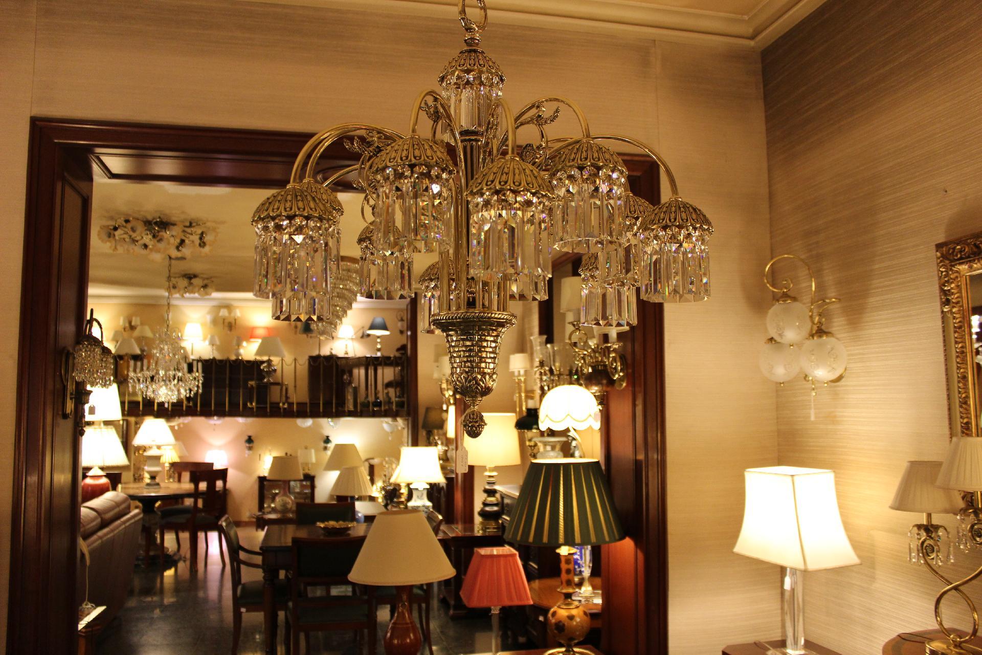 Tienda de muebles y l mparas en barcelona l mparas mart - Casas de lamparas en barcelona ...