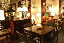 Muebles antiguos en Barcelona