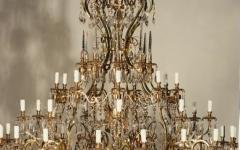 Arañas de cristal Versalles
