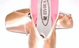 Zapatilla punta